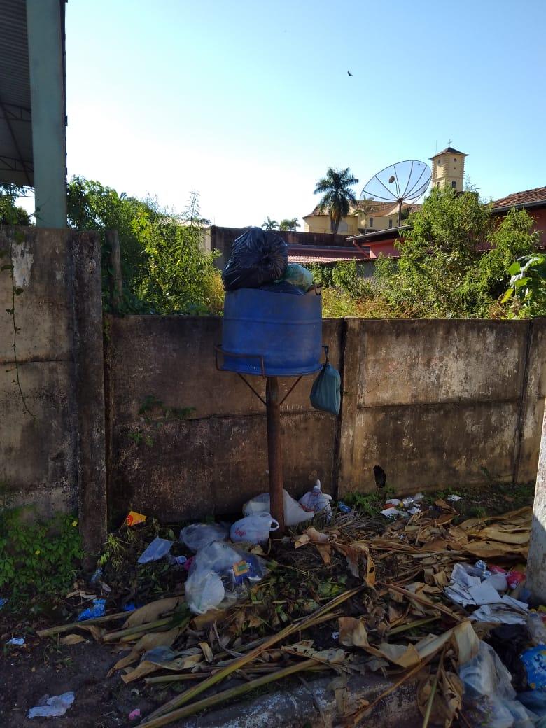PREFEITURA DE DOM JOAQUIM SEGUE PEDINDO A CONSCIENTIZAÇÃO E A COOPERAÇÃO DOS MORADORES PARA A MANUTENÇÃO DA LIMPEZA URBANA
