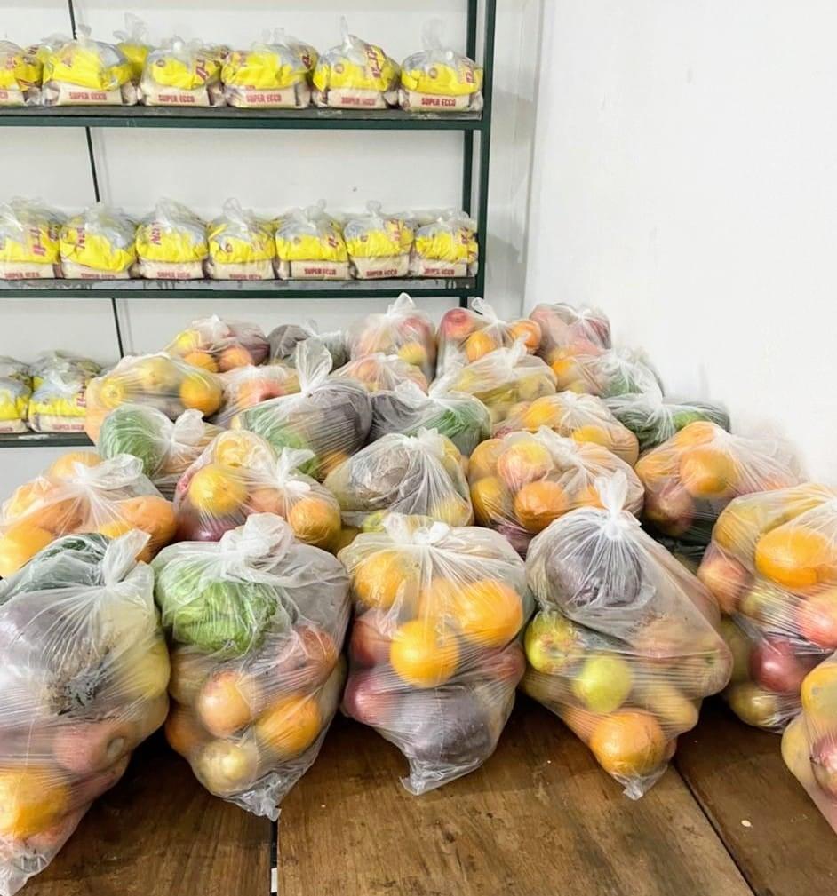 A Prefeitura de Dom Joaquim, através da Secretaria Municipal de Educação, segue prezando pela segurança alimentar de todos os alunos da rede municipal de ensino.